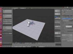 [eng] Addon Blender 2.79 - Bake All - YouTube