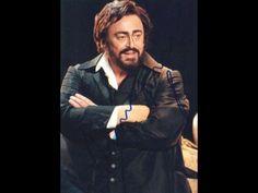 ▶ Luciano Pavarotti: A te o cara (rare an very well)***** - YouTube