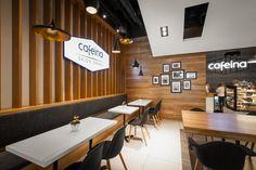 Galeria de Cafeina Café / mode:lina architekci - 8