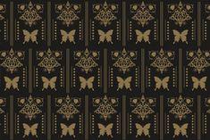 retro wallpaper vector art Textile Patterns, Damask Patterns, Textiles, Retro Wallpaper, Retro Pattern, Vector Art, Vectors, Illustrations, Vintage