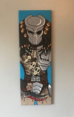 Predator long, canvas