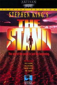 Stephen King The Stand Movie VHS 1994 2 Tape Set collectible The Stand Stephen King, Stephen King Movies, The Stand Movie, Laura San Giacomo, Really Good Movies, Kings Movie, Steven King, Republic Pictures, Gary Sinise