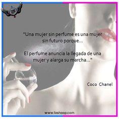 El perfume es como una marca personal, y una de las cosas por las cuales te recuerdan, el perfume es un accesorio invisible que hace que seas visible...! #OopYourself