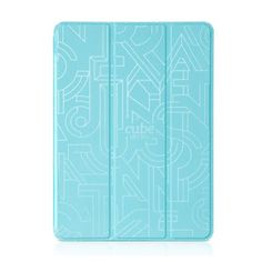 Cube Series Leather Stand iPad Air 2 Case Blue http://www.osc-accessories.com/cube-series-leather-stand-ipad-air-2-case-blue.html