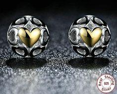 47176de35 My true Love - Earrings Heart Earrings, Stud Earrings, My True Love, Rings