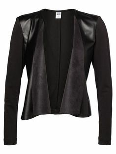 PU DRAPY L/S BLAZER VERO MODA Holiday Countdown contest. Pin to win the style!