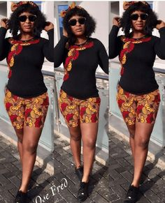 Trendy Prints And Style From Ankara Fabric - Fashion Ruk African Fashion Ankara, Latest African Fashion Dresses, African Print Fashion, Africa Fashion, Short African Dresses, African Print Dresses, African Blouses, Couples African Outfits, African Attire
