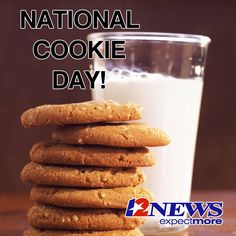 Today (December 4 ) is National Cookie Day! What's your favorite?