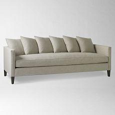 Dunham Sofa - Toss Back