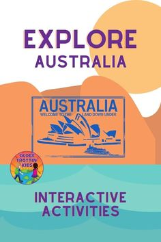 Through a variety of engaging tasks, students learn about Australia's geography and culture. Sketch a map, watch informational videos, discover popular foods, sports, and animals, listen to a story & more! #Australia #GlobalEd #WebsiteForKids #Geography #culturalawareness #remotelearning #independentprojects #socialstudies #cultures #interactivelearning #onlinestorytime #elementary #homeschool #learningfun #geographyforkids #learningtasks #middleschool #countryresearch #multicultural #funforkids Student Learning, Fun Learning, Teaching Kids, Geography For Kids, Geography Activities, Interactive Activities, Activities For Kids, Australia For Kids, Multicultural Classroom