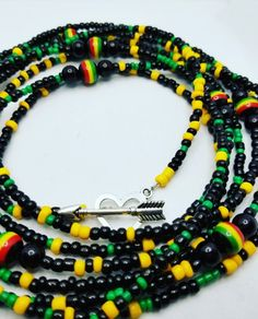 Screenshot_20200703-091446_Instagram Rude Boy, Beaded Necklace, Jewels, Beads, Handmade, Instagram, Beaded Collar, Beading, Hand Made