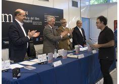 2/06/15. Fallo del XXVI Premio de Narración Breve UNED 2015. Foto © Jorge Aparicio/ FLM15