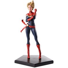Capitã Marvel Art Scale 1/10 - Iron Studios