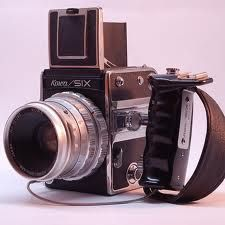 Kowa 6 - maybe the lenses were less than perfect, but this camera started many a professional photographer down the path of profitability.
