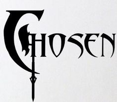 Chosen I have a confession to make, I would totally get a smallish tattoo on my foot or ankle of the scyth here, I love that thing and it looks awesome.