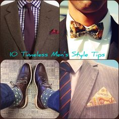 10 Men's Style Tips That'll Never Be Outdated on BuzzFeed!