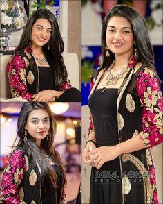 Sarah khan Cute Celebrities, Celebs, Pakistani Fancy Dresses, Maya Ali, The Perfect Girl, Indian Fashion, Womens Fashion, Pakistani Actress, Shalwar Kameez