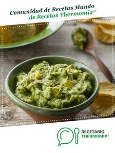 Guacamole (receta Mexicana) por Thermomix Vorwerk. La receta de Thermomix<sup>®</sup> se encuentra en la categoría Guarniciones y acompañamientos en www.recetario.es, de Thermomix<sup>®</sup>