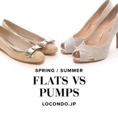 夏まで使えるシューズガイド / Spring to Summer shoes picks on ShopStyle