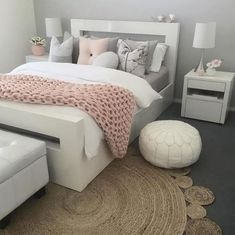 Best 54 Best Blush Pink And Grey Bedroom Images In 2018 640 x 480