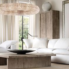 Image result for rh crystal halo chandelier in house