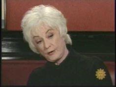 CBS Sunday Morning - on the Death of Bea Arthur - April 26, 2009