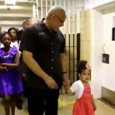 Innocent Little Girls Don't Belong Behind Bars. So What Exactly Are They Doing In Jail?