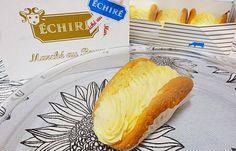 大阪店限定!フランス産の発酵エシレバタークリームケーキ「オムレット・ブール」 - ippin(イッピン)