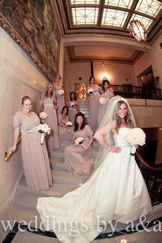 Megan + Niko: Wedding - Weddings by Adrienne & Amber