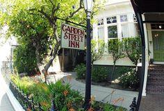 wonderful inn where my husband proposed ~ Garden Street Inn, San Luis Obispo