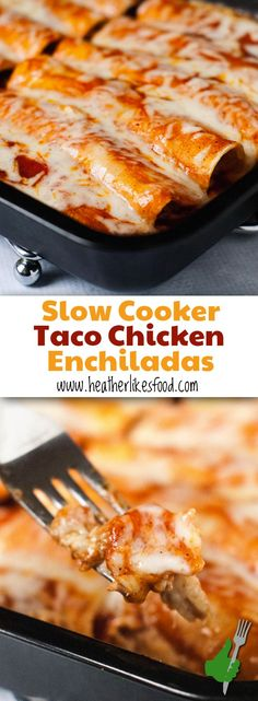 Slow Cooker Taco Chi