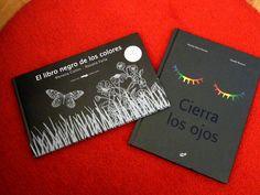 """Dos grandes albumes ilustrados para trabajar en Educación Infantil. ¡Otra perspectiva de """"ver"""" los colores!"""