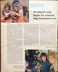 David Cassidy, LIFE October 29, 1971. 4 of 5