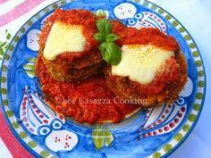Big Mamma's Italian American Cooking: Eggplant Parmigiana - Melanzane Parmigiana