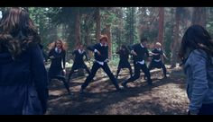 Aww Snap! A 'Harry Potter' vs 'Twilight' Dance Battle!