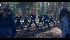 Aww Snap! A 'Harry Potter' vs 'Twilight' Dance Battle!