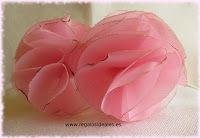 Regalos Ideales: Tocado Floral