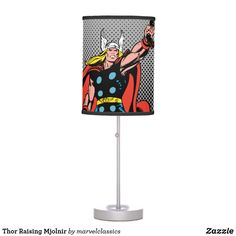 Super awesome Thor Vintage Classic superhero designs to personalize as a gift for yourself or friends and family. Wonderful classic comic book hero gift ideas for superhero birthdays. Incandescent Light Bulb, Geek Gear, Classic Comics, Comic Book Heroes, Rice Paper, Thor, Raising, Original Artwork, Avengers