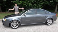 Here's Why The 2003 Audi Is Amazing And Horrible Audi Rs6, My Love, Amazing