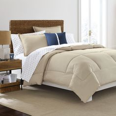 Found it at Wayfair - Southern Tide Solid Comforter