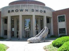 Brown Shoe.