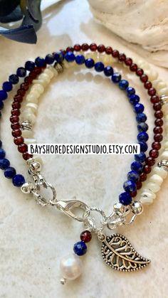 Diy Beaded Bracelets, Beaded Bracelet Patterns, Bracelet Crafts, Bracelets For Men, Handmade Bracelets, Earrings Handmade, Beaded Jewelry, Silver Jewelry, Handmade Jewelry