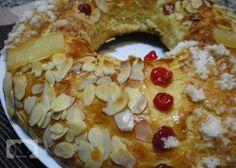 #34. Roscón de Reyes   pepa cooks