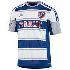 ef871d5813f adidas FC Dallas Replica Away Jersey Fc Dallas, Soccer, Hs Football,  Football,