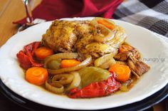 Kitchen Stories: Chicken and Vegetables in Slow Cooker