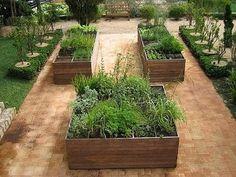 modelo de pisos para patios