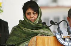 J&K's First Woman CM Mehbooba Mufti Reminds Of Other Female Polticians Who Made History #politics #politicians #inspiring #indian #women #powerful #famous