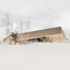 Residence Roy-Lawrence by Chevalier Morales Architectes