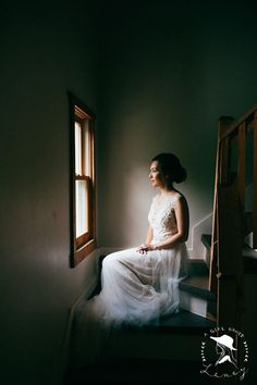 The anticipation I get to capture before beautiful brides marry their best friends is such an honor.  Editing Alyssa's bridals today and I'm so head over heels for them. Isn't she stunning? - http://ift.tt/1NTRLxU