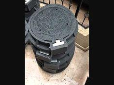 Abovyan Agarak Aktala Alaverdi Aparan Ararat manhole covers 0090 539 892 07 70 - YouTube